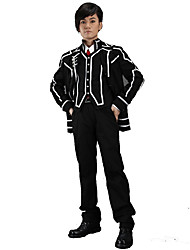 Vampire Knight Anime Cosplay Costumes Vest / Pants / Coat / Tie / Shirt  Male