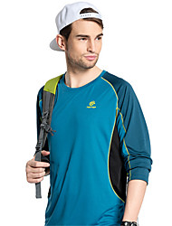 Running Tops Men's Long Sleeve Breathable / Quick Dry / Windproof Yoga / Taekwondo / Climbing / Golf / Leisure Sports Sports Sports Wear