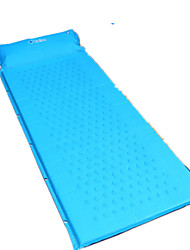 Breathability Camping Pad Blue / Orange Camping PVC