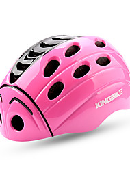 Kid's Unisex Bike Helmet N/A Vents Cycling Cycling Road Cycling Others One Size EPS+EPU White Red Blue Blushing Pink