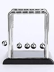 Игрушки Для мальчиков Discovery Игрушки Колыбель Баланс Бал Ньютона Квадратная Пластик / Из нержавеющей стали