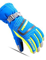 Ski Gloves Full-finger Gloves Unisex Activity/ Sports Gloves Keep Warm Breathable Ski & Snowboard Leisure Sports CottonWinter Gloves Ski