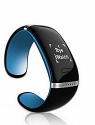 Смарт-браслет Педометры / Голосовой вызов / Медобеспечение / Спорт / Сенсорный экран / Аудио / Многофункциональный / ИнформацияBluetooth