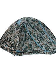 3-4 человека Световой тент Двойная Палатка Сохраняет тепло Влагонепроницаемый Хорошая вентиляция Водонепроницаемость С защитой от ветра