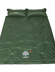 Breathability Sleeping Pad Green / Red / Blue Camping