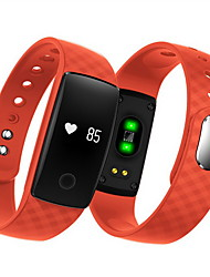 Smart Bracelet Long Standby / Pedometers / Health Care / Sports / Heart Rate Monitor / Touch Screen / Multifunction / InformationiOS /