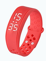 Smart BraceletWater Resistant/Waterproof / Long Standby / Calories Burned / Pedometers / Exercise Log / Health Care / Sports /