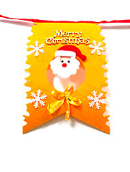 Christmas Gifts Non Woven Color Christmas Decoration Gift