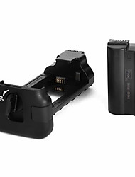 pixel® D15 SLR presa camerabattery per Nikon D7100