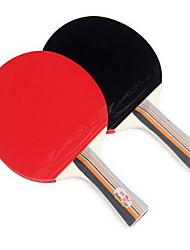 Table Tennis High Elasticity Durable Indoor Rubber Wooden Unisex