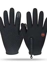 XINTOWN® Luvas Esportivas Todos Luvas de Ciclismo Inverno Luvas para CiclismoManter Quente Anti-Derrapagem Á Prova-de-Vento Prova de Neve
