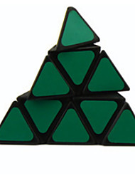 Toys Smooth Speed Cube Pyraminx Novelty Magic Cube Black Plastic