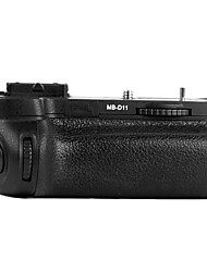 pixel® d11 SLR camerbattery preta do aperto para Nikon D7000