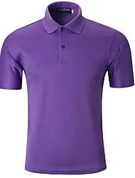 Per uomo T-shirt da corsa Manica corta Asciugatura rapida Indossabile Traspirante Comodo T-shirt Top perEsercizi di fitness Corse