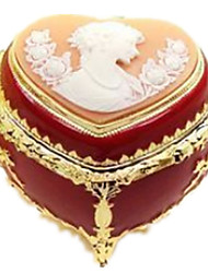 Music Box Music Creative Metal Red For Boys / For Girls