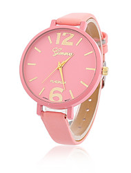 Women's Fashion Watch Quartz Leather Band Casual Watch
