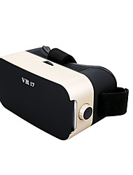 VR i7 HD Version Virtual Reality 3D Glasses  Google Cardboard 2.0 VR Headset Gafas 3D Glasses For 4.5  6 Smart phone