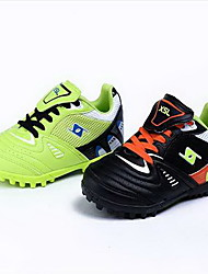 Soccer Shoes Unisex Anti-Slip Anti-Shake/Damping Breathable Wearproof Outdoor Low-Top PVC Leather Soccer/Football