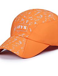 Chapeau Casquettes/Bonnet Femme Homme Unisexe Etanche Respirable Séchage rapide Résistant aux ultraviolets Extra Fin pour Base ball