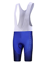 Sports QKI RUSSIA Cycling Bib Shorts Men's Breathable / Quick Dry / Anatomic Design / Wearable / 3D Pad / Sweat-wicking Bike Bib ShortsPolyester