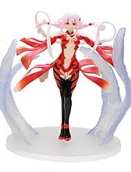 Guilty Crown Inori Yuzuriha 17 Anime Action-Figuren Modell Spielzeug Puppe Spielzeug