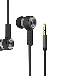 neutro Produto GS-C6 Fones de Ouvido Intra-AuricularesForLeitor de Média/Tablet / Celular / ComputadorWithCom Microfone / DJ / Radio FM /