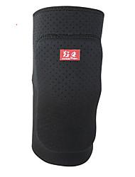 Attelle de Genou pour Badminton Course Sports d'équipe Unisexe Faciliter l'habillage Léger Protectif Respirable Des sports Extérieur