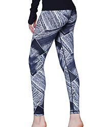 Yoga Pants Bottoms Compression High High Elasticity Sports Wear Black Women's Yoga