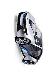 Автомобиль Гоночное судно 1:14 Бесколлекторный электромотор RC автомобилей 50km/h 2.4G Белый Готов к использованиюАвтомобиль