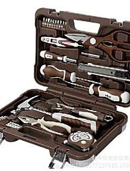Toolbox Set German design electrician set of hardware home manual combination tool 27 pieces
