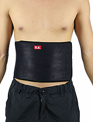 Lumbar Belt/Lower Back Support for Leisure Sports Badminton Football Running UnisexBreathable Easy dressing Compression Thermal / Warm