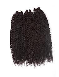 Island Twist Pre-loop Crochet Braids Dark Wine Hair Extensions 16Inch Kanekalon 1 Package For Full Head 148g gram Hair Braids