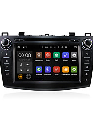 8 Inch Android 5.1 Car DVD GPS Player Multimedia System Wifi DAB CanBus for Mazda 3 2010-2013 DU8023LT