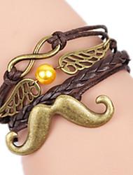Bracelet Bracelets Rigides Alliage Autres Fait à la main Anniversaire Quotidien Bijoux Cadeau Kaki,1pc