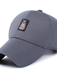 Hat Ultraviolet Resistant Men's Baseball Summer Gray Black Blue Army Green Dark Khaki-Sports®