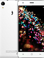"Xiaolajiao GM-Q5 5.0 "" Android 4.4 Smartphone 4G ( SIM Dual Quad Core 5 MP 1GB + 8 GB Blanco )"