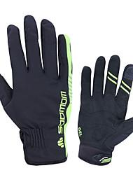 Gloves Sports Gloves Unisex Cycling Gloves Spring Summer Autumn/Fall Winter Bike Gloves Anti-skidding Breathable WindproofFull-finger