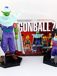Dragon Ball Piccolo PVC 18CM 11CM Figures Anime Action Jouets modèle Doll Toy