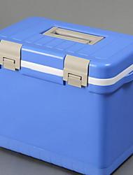 Коробка для рыболовной снасти Коробка для рыболовной снасти Водонепроницаемый 1 Поднос*#*28 Полиэтилен Полиуретан