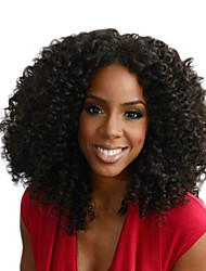 Synthetic Short  Curly Wig   For  Women
