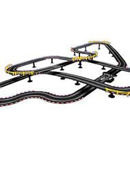 Track Rail Car Car Toys Plastic Black Model & Building Toy