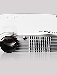 LED5010 Newest Home Theater Cinema Projector LED Multimedia Portable Video Pico fnl0808