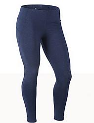 Course / Running Cuissard  / Short Bas Femme Respirable Confortable Anti-transpiration Térylène CoolmaxExercice & Fitness Courses