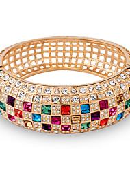 Pulseiras Bracelete Liga Others Personalizado Aniversário / Casamento / Festa / Diário / Casual Jóias Dom Ouro Rose,1peça