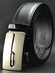 Masculino Cinto para a Cintura Trabalho / Casual Liga / Couro Couro Masculino