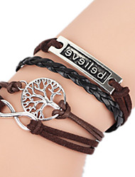 Women's Bangles Alloy Fashion Handmade Jewelry Jewelry 1pc