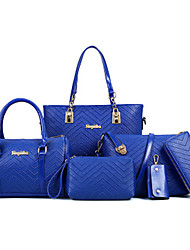 Women PU / Special Material Formal / Outdoor / Office & Career Bag Sets