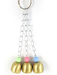 Bird Toys Metal Multi-Color