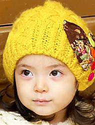 детский цветок тепло шляпа