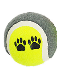 Dog Toy Pet Toys Ball Nobbly Wobbly Red Green Gray Rubber